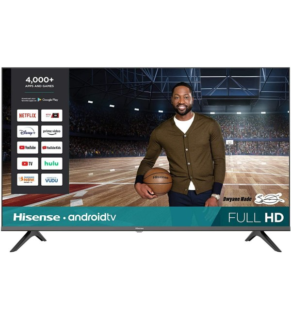 43-Inch 43H5500G Full HD Smart Android TV with Voice Remote (2020 Model)