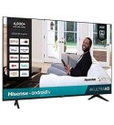 43-Inch Class H6570G 4K Ultra HD Android Smart TV with Alexa Compatibility | 2020 Model