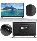 32-inch BCL-32A/3216D 32-inch LCD TV Supports USB for Home Hotel Office Meeting(British regulatory)