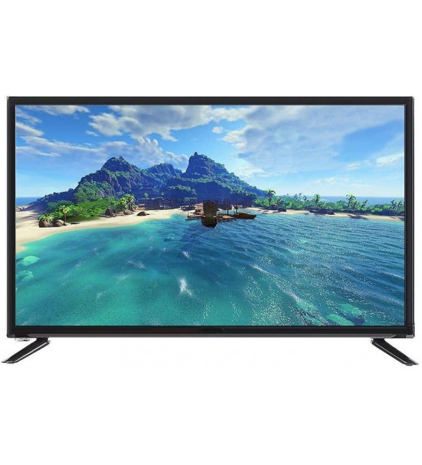 Yoidesu 43-inch TV,4K Ultra HD LCD TV,1920 X 1080p Smart TV,Support HDR,USB Blue-ray,Network Cable+Wireless WiFi,(US Plug)