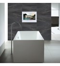 22 inches Smart White Bathroom Smart Android LED TV