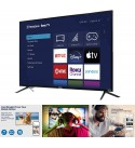 43 inch Roku 4k Ultra HD LED Smart TV with HDR